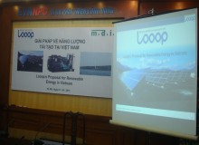 Looop's proposal for renewable energy in Vietnam