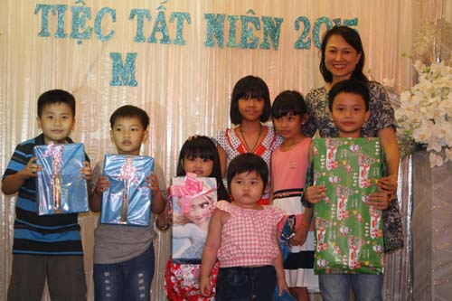 MDI's 2015 Year End Party