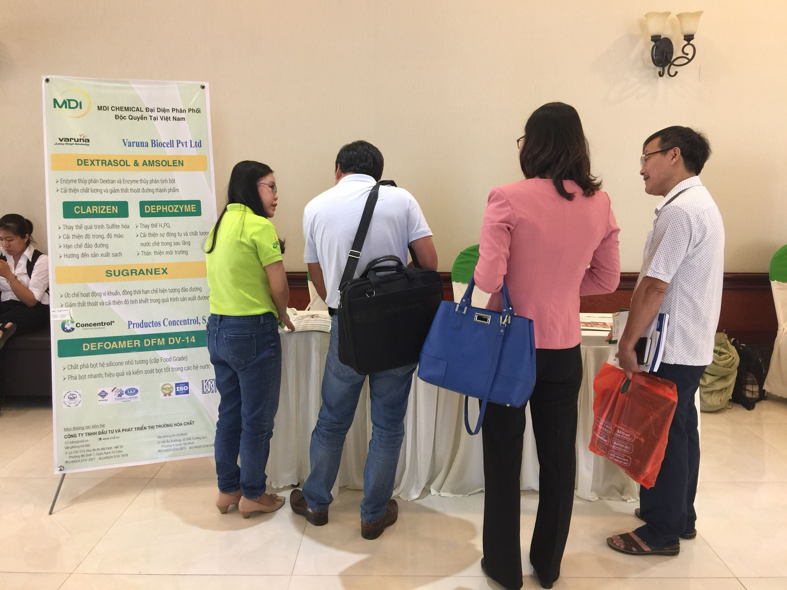 Conference on sugarcane production in 2017-2018