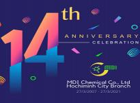 Kỷ niệm 14 năm thành lập chi nhánh MDI-HCM