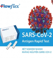 Kit Test Nhanh Flowflex SARSCoV-2 Antigen Rapid Test